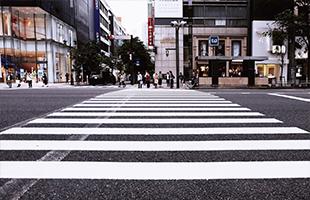 Асфальтирование пешеходных переходов